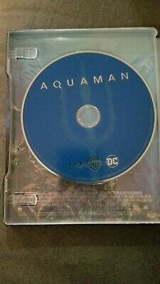 Aquaman blu ray digital only from steelbook edition