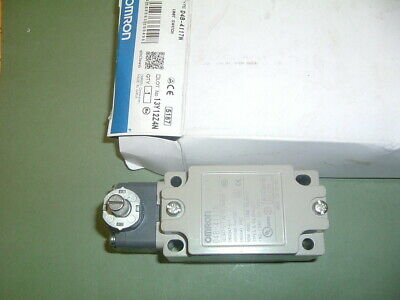 Omron.... D4B 4117N.............................. Limit Switch     New  Packaged