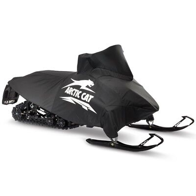 Arctic Cat Polyester Snowmobile Cover Black & White 2012-2019 ZR F XF - 8639-013