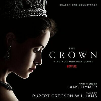 The Crown Season One (Soundtrack From The Netflix Original Series) [CD]