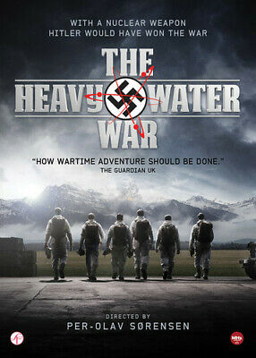 The Heavy Water War [New DVD] Subtitled, Widescreen