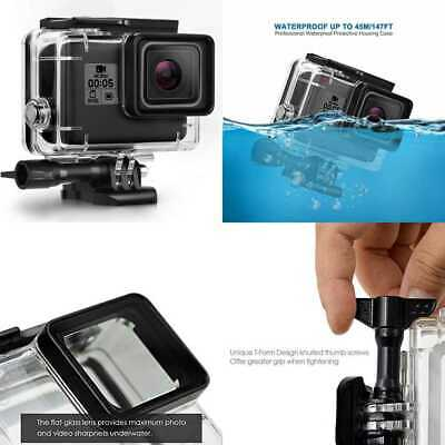 Waterproof Case For Gopro Hero 7 BLACK 5/6 Accessories Housing Diving Protective