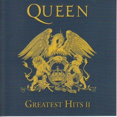 Queen Greatest Hits II incl: I Want It All, Innuendo, The Miracle, Headlong 2011