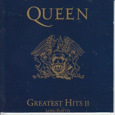 Queen CD Greatest Hits II incl: Innuendo, Headlong, I Want It All 1991
