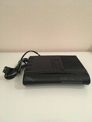 ARRIS TM602G Touchstone Cable VOIP Telephony Modem with Backup Battery!