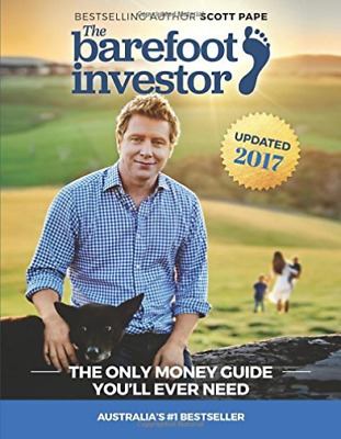 Pape Scott-The Barefoot Investor BOOK NEW