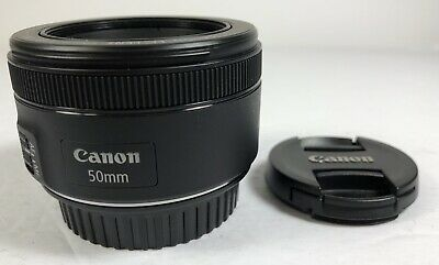 Canon EF 50mm f1.8 STM ex++++ condition