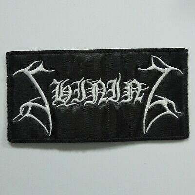 SHINING Band Logo (Embroidered Small Patch) (NEW)