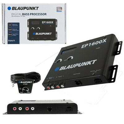 Blaupunkt CEB-P870 Half-Din Size Car Audio 7-Band Digital EQ//Equalizer