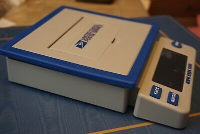 USPS Scale .1 to 5 lbs Max Weight Postal Scale