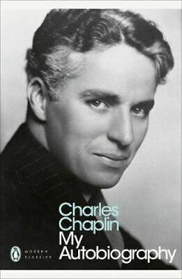 NEW My Autobiography By Charles Chaplin Paperback Free Shipping