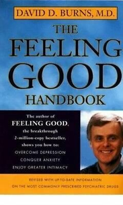 NEW Feeling Good Handbook, The By David D Burnes Paperback Free Shipping