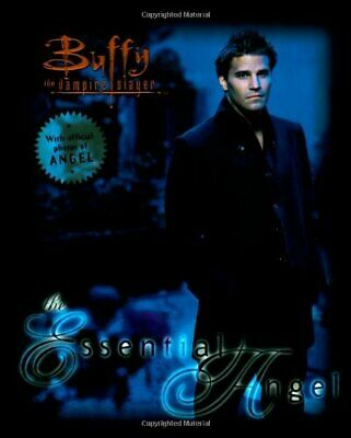 Essential Angel Poster Book (Buffy the Vampire Slayer S.) by Archway Paperback