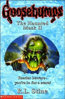 The Haunted Mask II (Goosebumps S.) by Stine, R. L. Paperback Book The Cheap