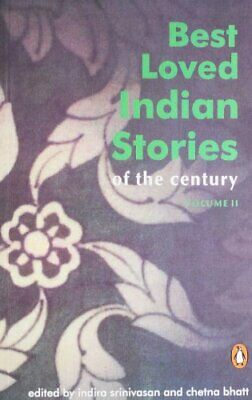 Best Loved Indian Stories of the Century: Volume II: v. 2 Paperback Book The