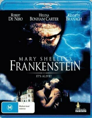 Mary Shelley's: Frankenstein Blu-Ray(Region A, B, C) - DVD  DCVG The Cheap Fast