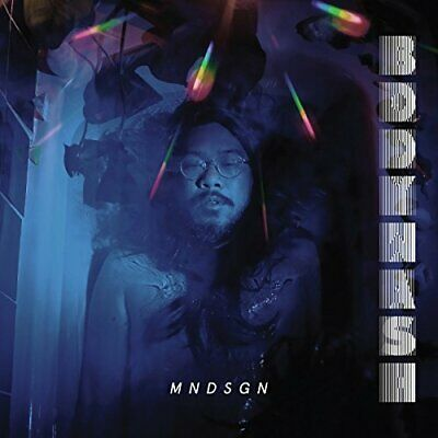 Mndsgn - Body Wash - Mndsgn CD CUVG The Cheap Fast Free Post The Cheap Fast Free