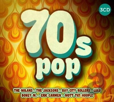 Various Artists - 70s Pop - Various Artists CD 15VG The Cheap Fast Free Post The