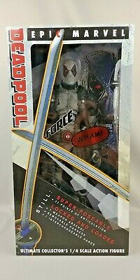 """NECA Epic Marvel X-Force DEADPOOL 1/4 Scale 18"""" Action Figure Ultimate Collector"""