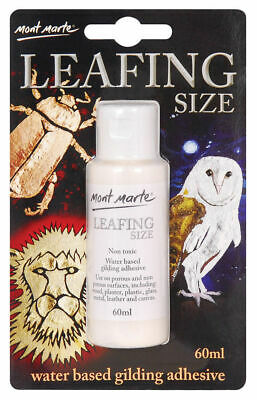 Mont Marte Adhesive - Leafing Size 60ml