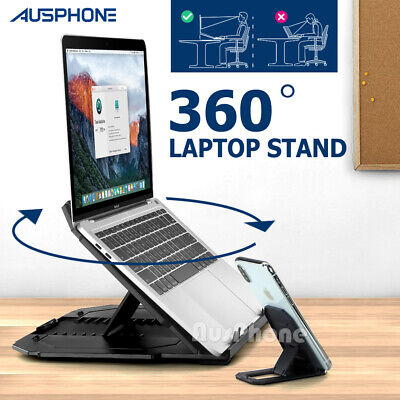 Portable Foldable Phone Laptop Macbook Stand/Tray/Desk/Table