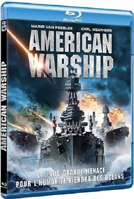 Blu Ray  // AMERICAN WARSHIP //  M. Van Peebles - C. Weathers / NEUF cellophané