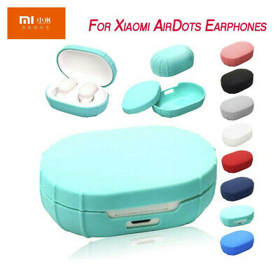 For Xiaomi Mi AirDots Earphones Headset Soft Silicone Protective Cover Case US