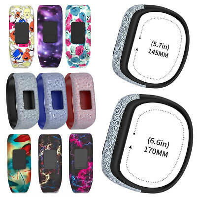 Sport Replacement Silicone Watch Band Strap Band For Garmin Vivofit JR S&L CA