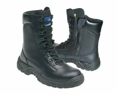 Himalayan 511 S1 SRC Black Wide Fit High Grip Steel Toe Cap Safety Work Shoes