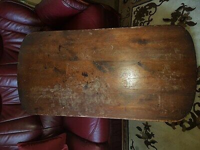 antique dining table top for restoration ST1