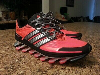best sneakers 3ae14 ec7fe New Adidas Springblade Infared,,,Mens,,Size 12 ,,Running