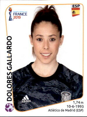 Panini Frauen WM 2019 Sticker 246 Jamaika Lauren Silva