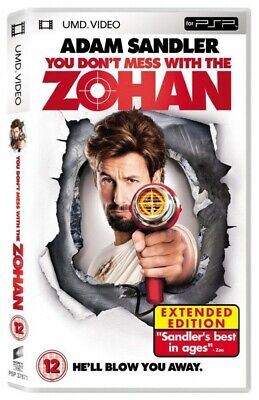PSP - UMD Video - You Don't Mess With The Zohan ENGLISCH mit OVP