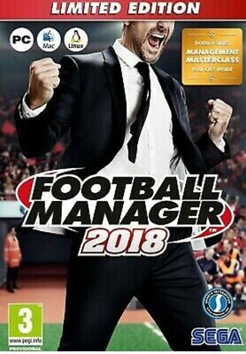 Football Manager 2018 | Touch 18 | Steam Account for PC/Mac Full Game