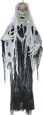 Life Size 6 FT SINISTER SOUL LIGHTED Halloween Prop Hanging Decor HAUNTED HOUSE