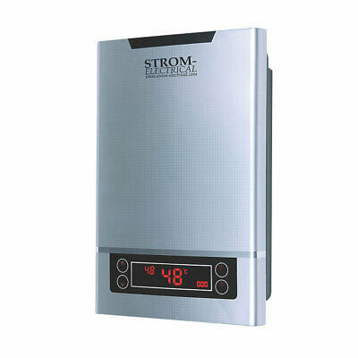 STROM SEIH7KTS1 Touchscreen Instant Wall Water 7.5KW Heater Oversink Under Sink