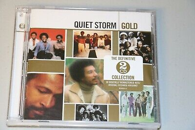 Quiet Storm Gold 2 CD Set Hip-O Universal Music Sealed