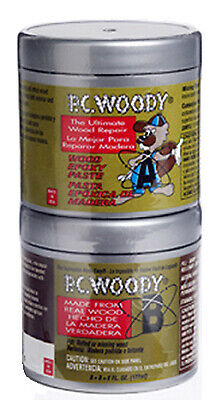 PROTECTIVE COATING CO Wood Epoxy Paste, 6-oz. 083338