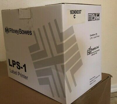 PITNEY BOWES LPS 1 WINDOWS 7 DRIVER DOWNLOAD