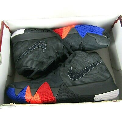 b40f641d41a0 MENS SIZE 13 Nike Kyrie 4 Year of the Monkey Anthracite Black 943806 ...