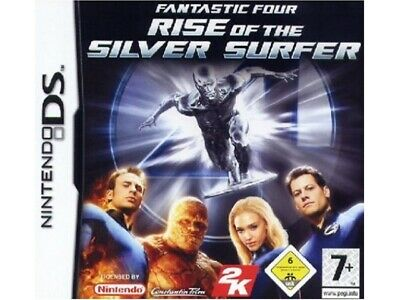 Fantastic Four: Rise of the Silver Surfer - AKZEPTABEL