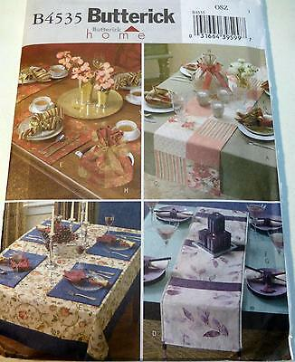 PATTERN FF BEDROOM ESSENTIALS DUVET BUTTERICK #3559-DESIGNER WAVERLY ETC
