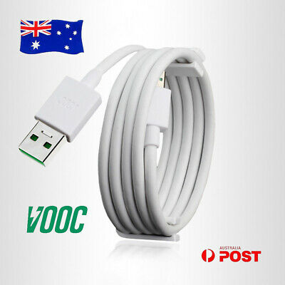 Original Genuine VOOC Micro USB Fast Charger Cable 2M 1M Cord For Oppo AX5s AX7