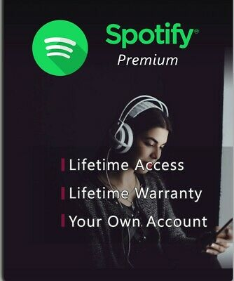 Spotify ⭐ Premium Subscription Upgrade Worldwide ???? Family Invite