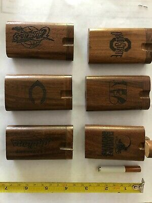Wooden Dugout with One Hitter