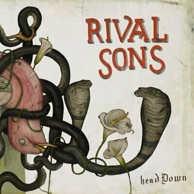 Rival Sons - Head Down - Rival Sons CD HGVG The Fast Free Shipping
