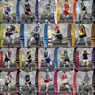 2019 Teamcoach Team Coach Best & Fairest Card Master Code Unused - You Pick