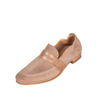 Wholesale, Large & Small Lots Rrp €195 N.d.c Made By Hand Leather Loafer Shoes Eu40 Uk7 Handmade In Portugal Sale Price