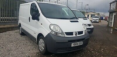 Vauxhall Vivaro/Renault Trafic  Cdti ,Swb. Only 73800 Miles From New,Very Tidy.