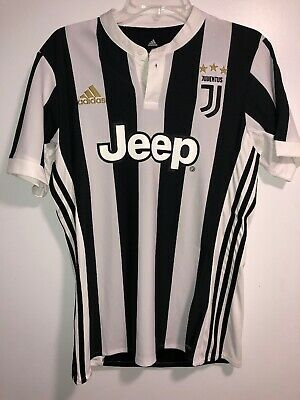 78ad797b3 Juventus Home Football Soccer Jersey 2017-2018 Adidas Size Small - BRAND NEW
